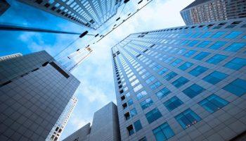 Hoge Kantoorgebouwen